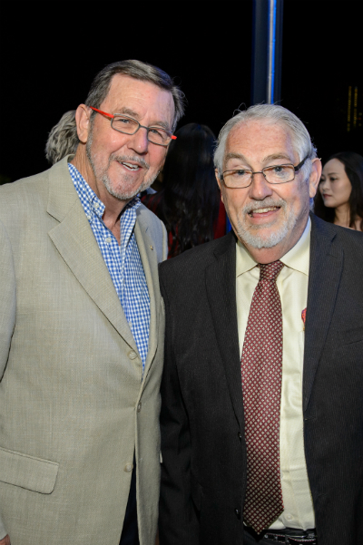 Lex Bell and Gary Baildon resize