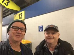 John F & Rob F at Vinnies CEO Sleepout 2017 pic2