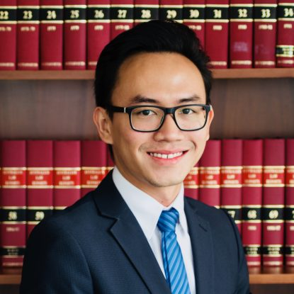 Wangzhang Chew-Head of Chinese Department / Solicitor